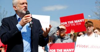 Poll finds huge support for Corbyn's manifesto