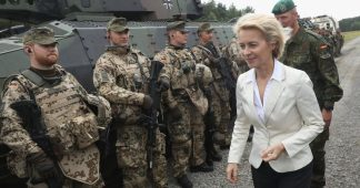 Defence Minister Von der Leyen apologises for criticizing the German army