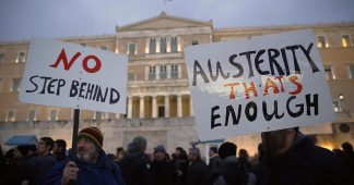 Syriza and EU plan decades of austerity measures and privatizations