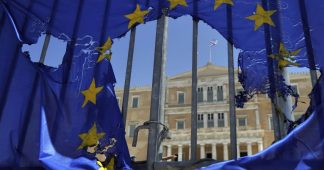 As Greece exits bailout, EU demands further austerity