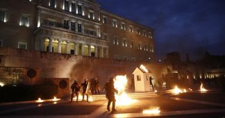 Memorandum–steamroller for the Greek people
