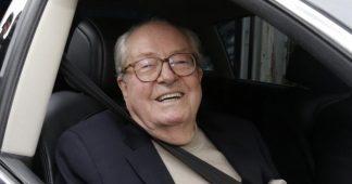 Législatives: Jean-Marie Le Pen monte une alliance qui présentera jusqu'à 200 candidats face au FN