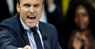 Macron for Israel