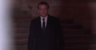 Macron, le président du vieux monde