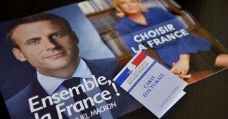 Macron, Le Pen et le groupe Lafarge complices de Daech