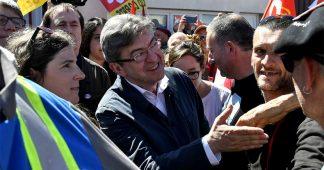 Liquidation de GM&S : il suffirait à Macron de «passer un coup de fil», lance Mélenchon