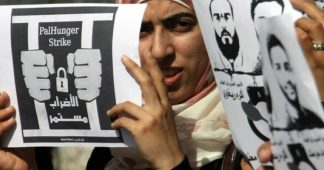 Get the facts on Palestinian hunger strike