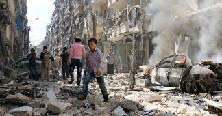 Guerre civilo-globale de Syrie