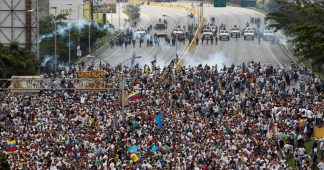 Standoff in Venezuela
