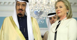 Hillary Confirms Saudi Arabia, Qatar Fund ISIS In Leaked Email