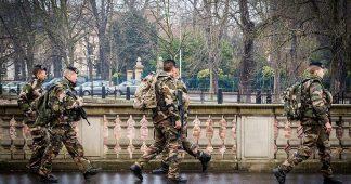 « De plus en plus de militaires évoquent un passage à l'état de siège en cas de nouveaux actes terroristes »