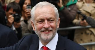 Attacking Corbyn to facilitate World War