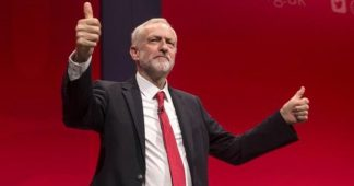 Jeremy Corbyn calls for public ownership to combat 'threat of climate catastrophe'