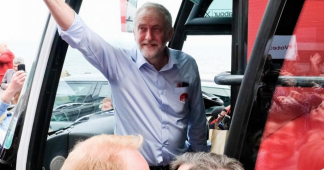 Jeremy Corbyn interview: 'A good result? Winning the election'