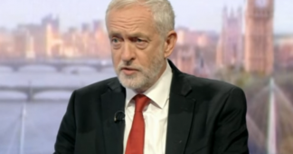 Jeremy Corbyn defies critics and calls for calm over Russia