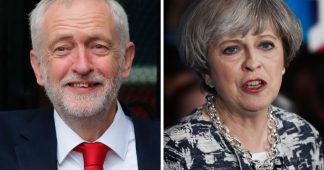 British Election: Α Historic Victory of the Left, a Defeat of the War Party, a Disaster for May