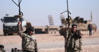 US-backed forces enter Syrian city of Raqqa