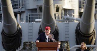 Trump preparing for war with Iran