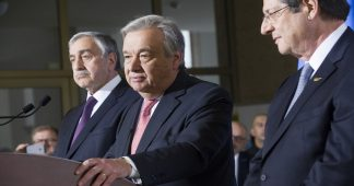 Antonio Guterres – an instrument of Neocons