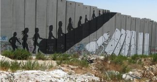 "Enclosure of Gaza as a ""Prison Territory"": Construction of New High Tech Surveillance Wall to Separate Gaza from Israel"