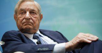 Israel's War Against George Soros