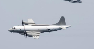 Chinese jets intercept U.S. surveillance plane: U.S. officials