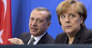 Germany wants to see Turkey prosper, Merkel says