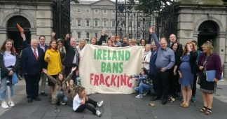 'Victory': Irish Lawmakers Ban Fracking