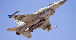 Israel Bombs, Shells Syria in Latest Attempt to Justify More Land Grabs