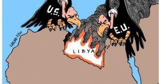 Libye, Otan et médiamensonges | Le nouveau livre de Michel Collon