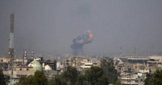 """Mossoul : Amnesty dénonce de """"graves violations du droit international humanitaire"""" et des """"crimes de guerre"""""""