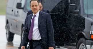 Reince Priebus Is Ousted Amid Stormy Days for White House