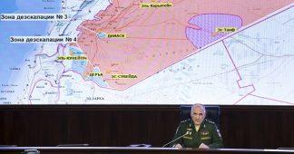 Russia deploys military police to monitor Syria de-escalation zones