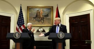 Abbas: I Met Trump's Envoys 20 Times and Still Don't Understand Their Peace Plan