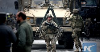 Russia for withdrawal of US Troops from Afghanistan