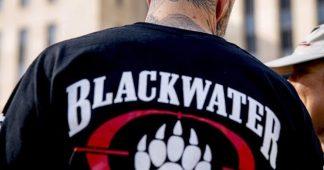 Trump, Blackwater and Afghanistan