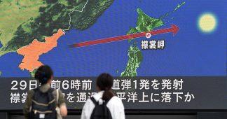 China warns tensions on Korean Peninsula at 'tipping point'