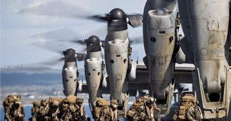 US Military Remind Trump Corean War