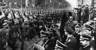 Polish government demands war reparations from Germany