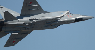 Russian Planes Intercepted by NATO Jets During Training Mission