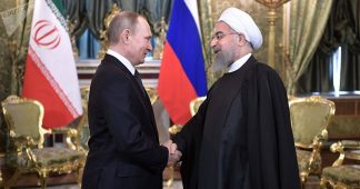 Russia, Iran Agree to Strengthen Military Cooperation After New US Sanctions