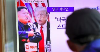 South Korea resisting Trump's drive to War