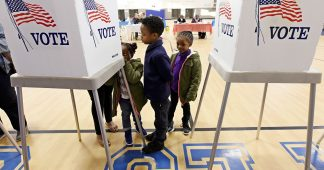 Like? Millennials' Influence Growing at the Voting Booth