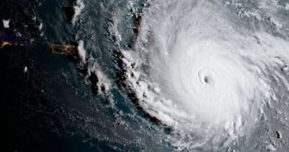 A Storm That Could 'Rewrite History': Irma Hits as Most Powerful Atlantic Hurricane Ever Recorded