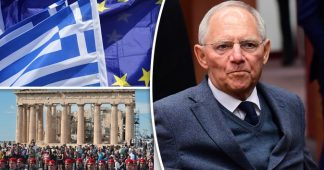 German imperialism and the Greek debt crisis