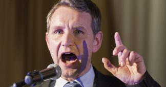 AfD politician says Germany should stop atoning for Nazi crimes