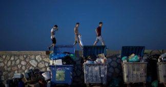La Grèce tente désespérément de reprendre pied