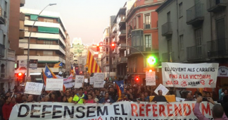 In Defence of Democratic Rights in Catalonia