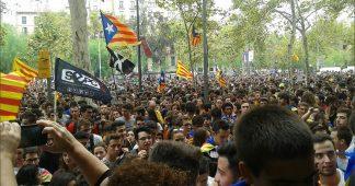 Revolt in Catalonia