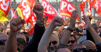 France: PCF not supporting Melenchon's march